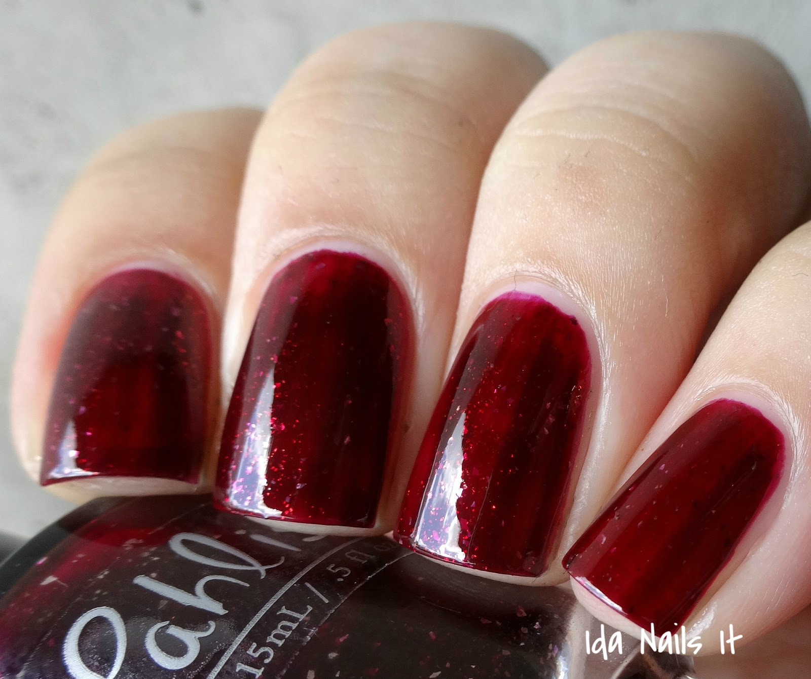 Ida Nails It: Pahlish Fall 2014 Royal Reverie Collection