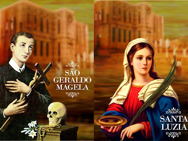 SAN GERARDO MAYELA Y SANTA LUCIA DE SIRACUZA