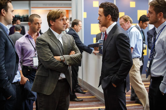 The Big Short - Gosling and Carell
