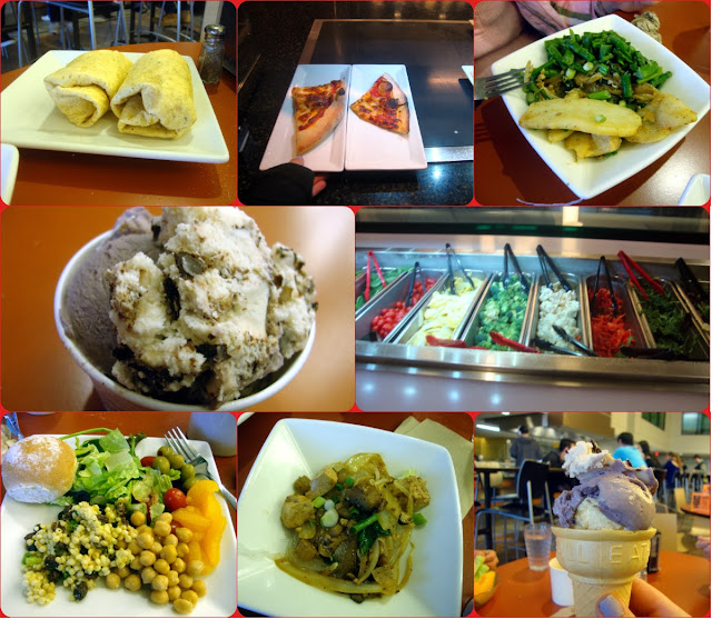 Uconn Food