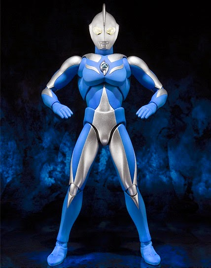ultraman cosmos figures bandai limited items