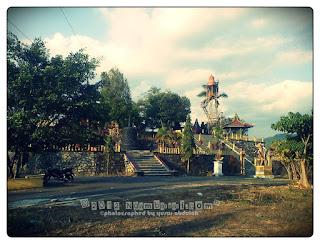 Lanskap Depan Selo Belah