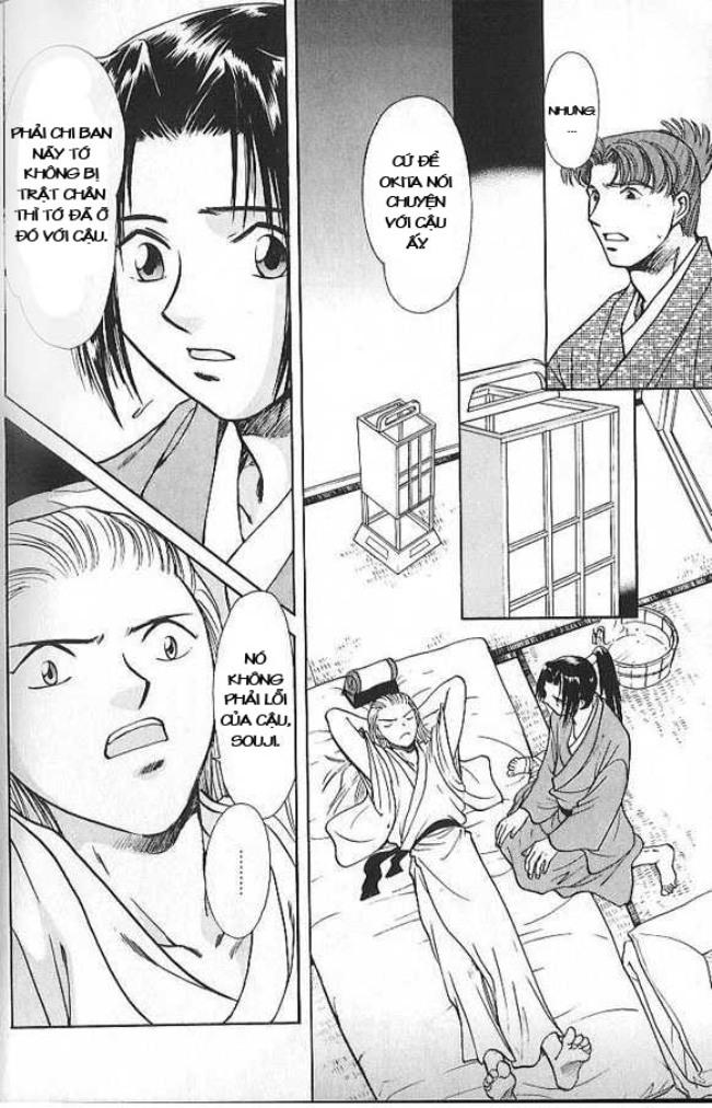 Soshite Haru No Tsuki chap 4 - Trang 31