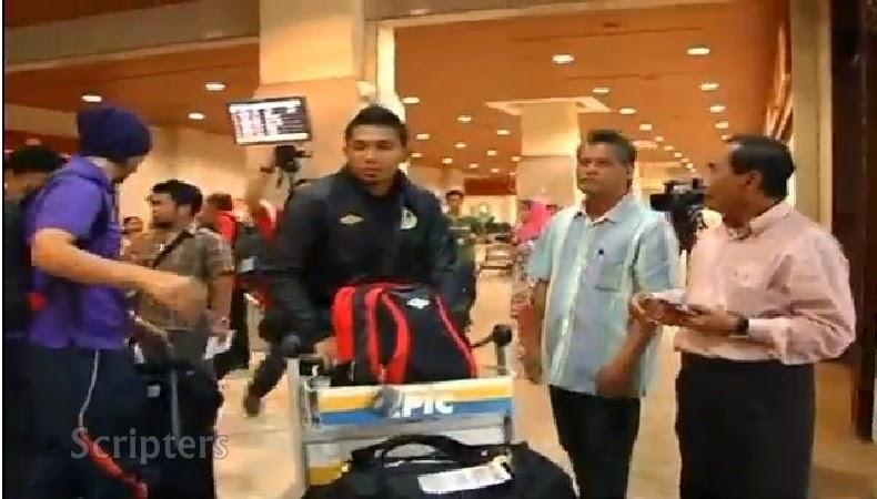 Penumpang Malindo Air Kongsi Detik-Detik Cemas