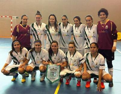 seleccion andaluza futbol femenino: