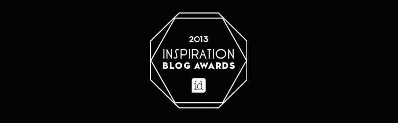 Inspiration Blog Awards? - Pientä kivaa