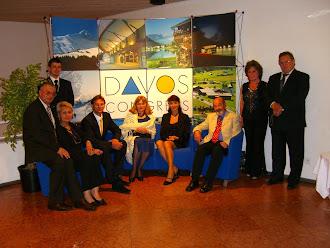 УФКА на Украинско-Швейцарском инвестиционно-финансовом форуме в Давосе (Швейцария)
