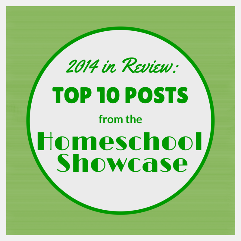 My top pics from a year of Homeschool Showcase editions.