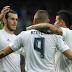 De dez é brincadeira: Real goleia o Rayo Vallecano com show de Bale