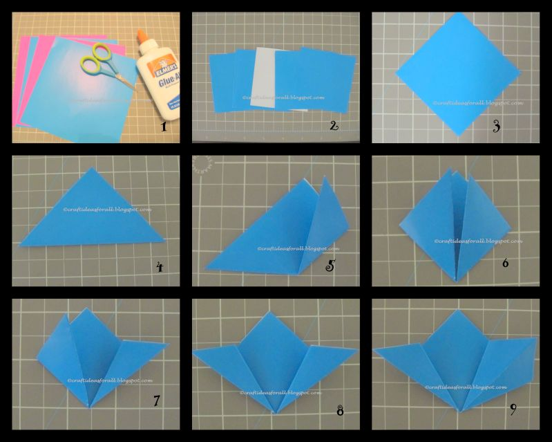 Origami paper flower ball tutorial forteforic origami paper flower ball tutorial mightylinksfo