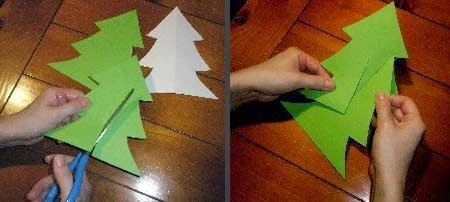 Tree paper 3D