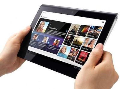 Sony slashes Tablet S