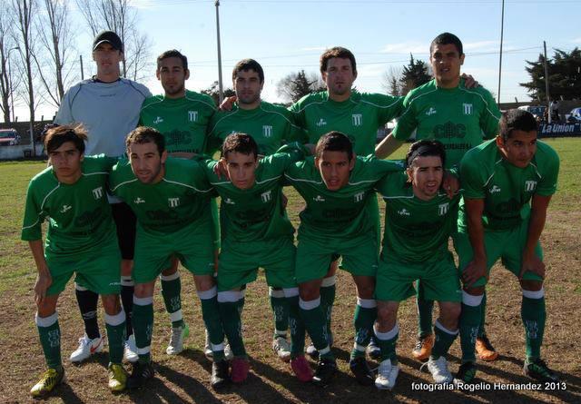 Perdimos 8 a 0, FC Tres Algarrobos te banco igual