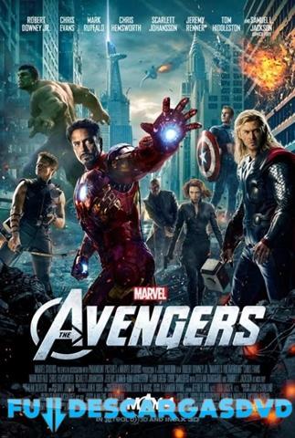 The Avengers DVDRip Español Latino Acción Descargar 2012