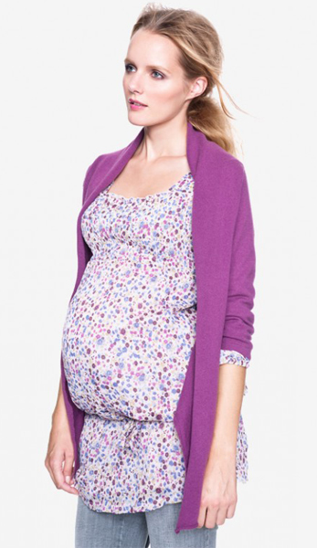 moda premama otoño invierno 2011 2012