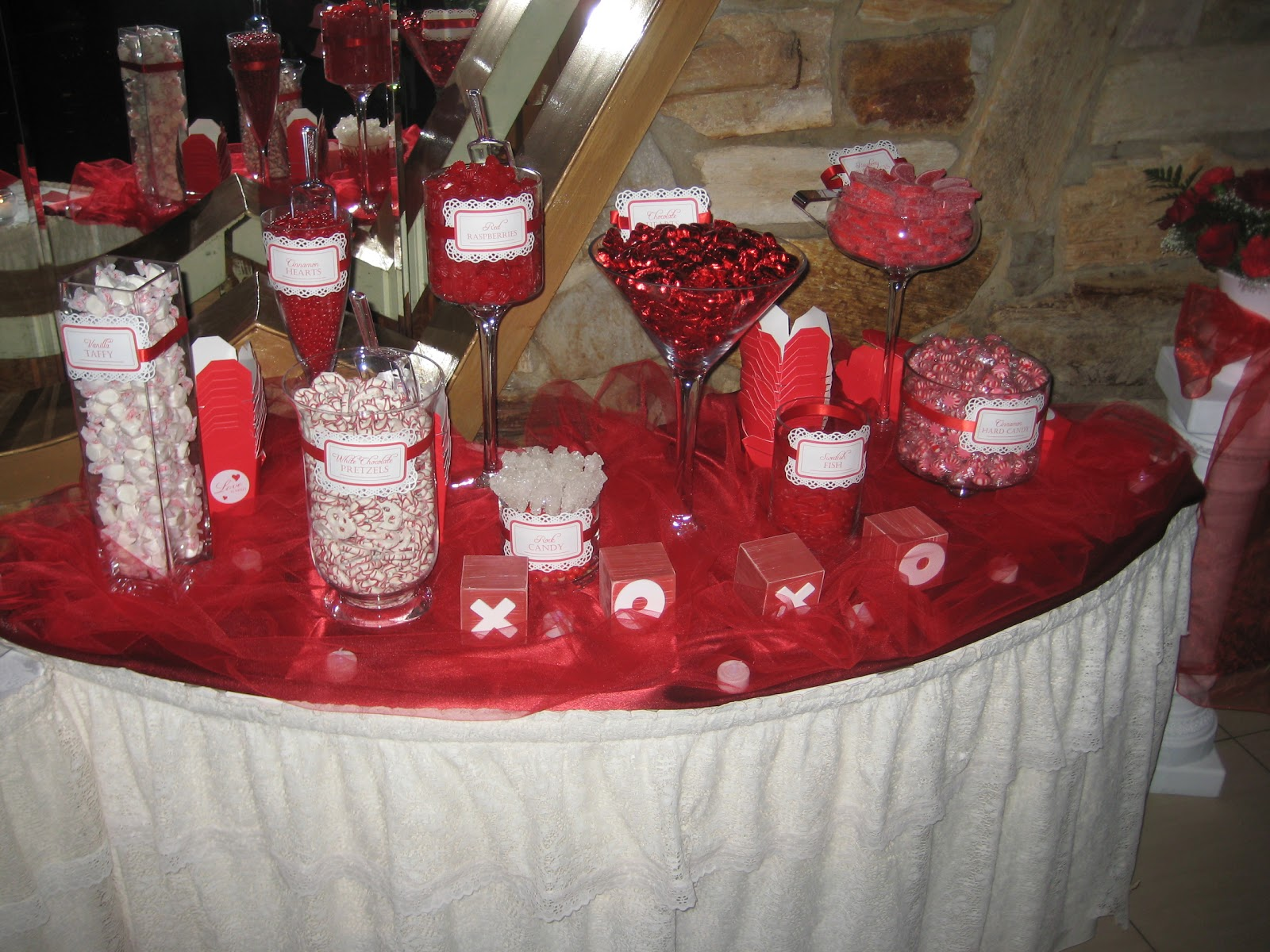 Parties By Mimi: Kids Candy Buffet and Valentines Day ...