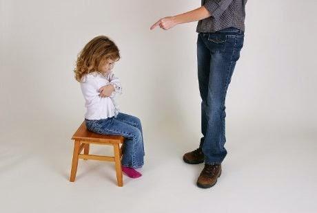 Membentak Ternyata Berakibat Negatif Bagi Jantung Anak