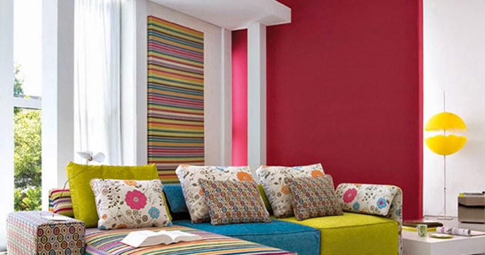 Cortinas De Baño Novedosas:Cómo Decorar una Sala con mucho color – Preciosas Ideas ! : Decorar