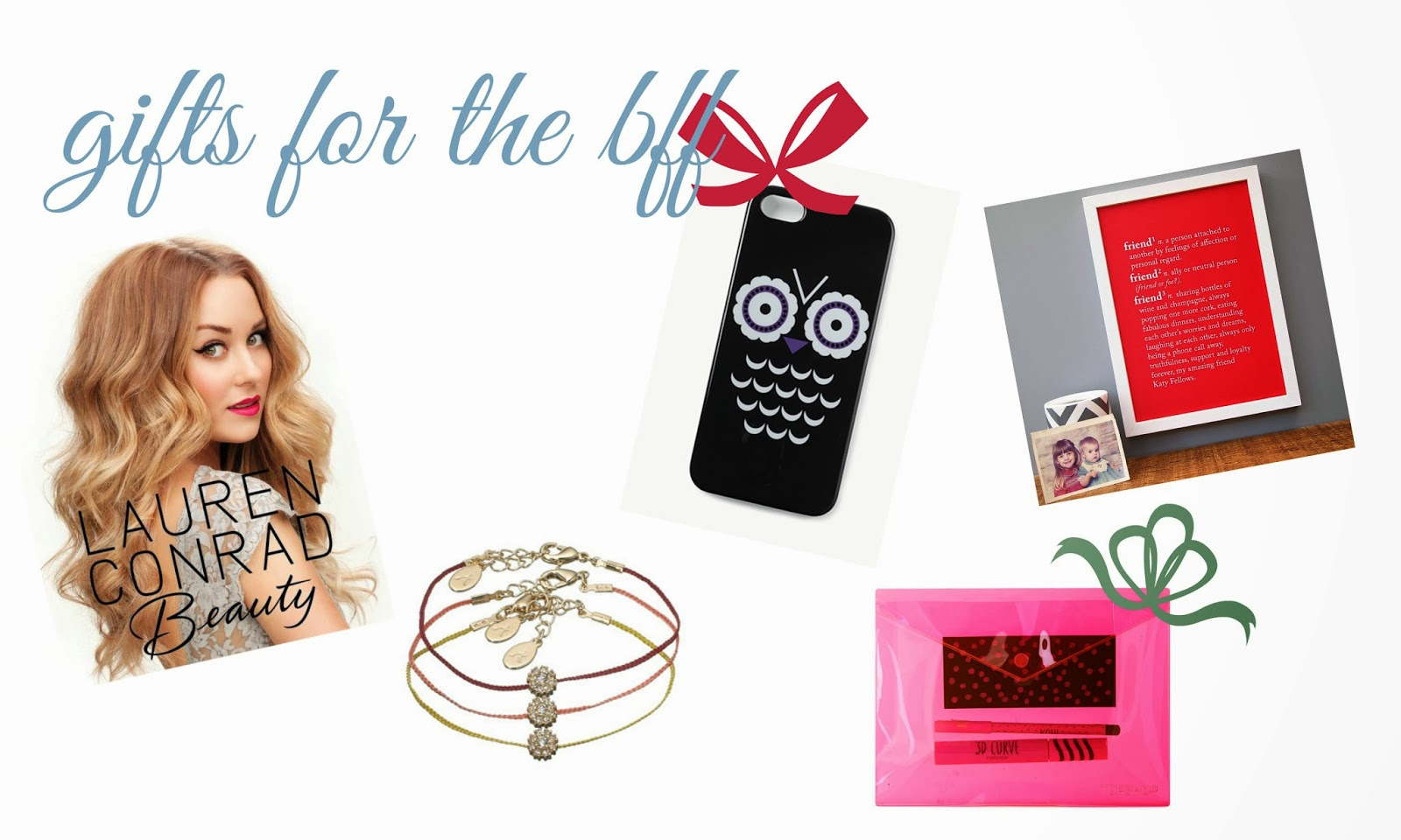 Gift Guide | Christmas Best Friend | TOPAZ&MAY