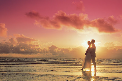 Romantic Wedding Photographs
