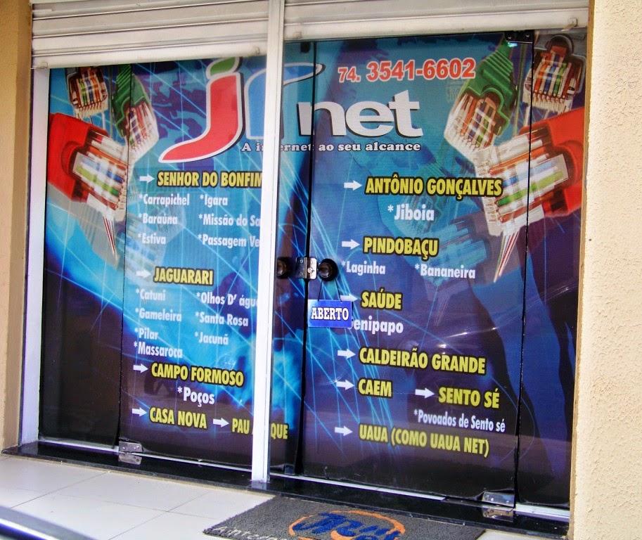 JRNET- A INTERNET AO SEU ALCANÇE