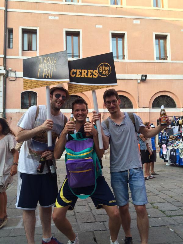 la festa del Redentore a Venezia 2015