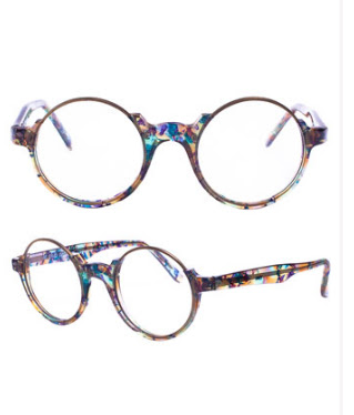 Wire Frame Glasses Vs Plastic : Secret Hipster: Vintage Eyewear from American Apparel