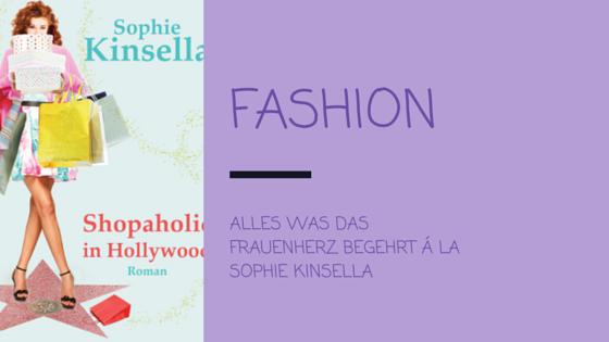 Fashion, Shopping