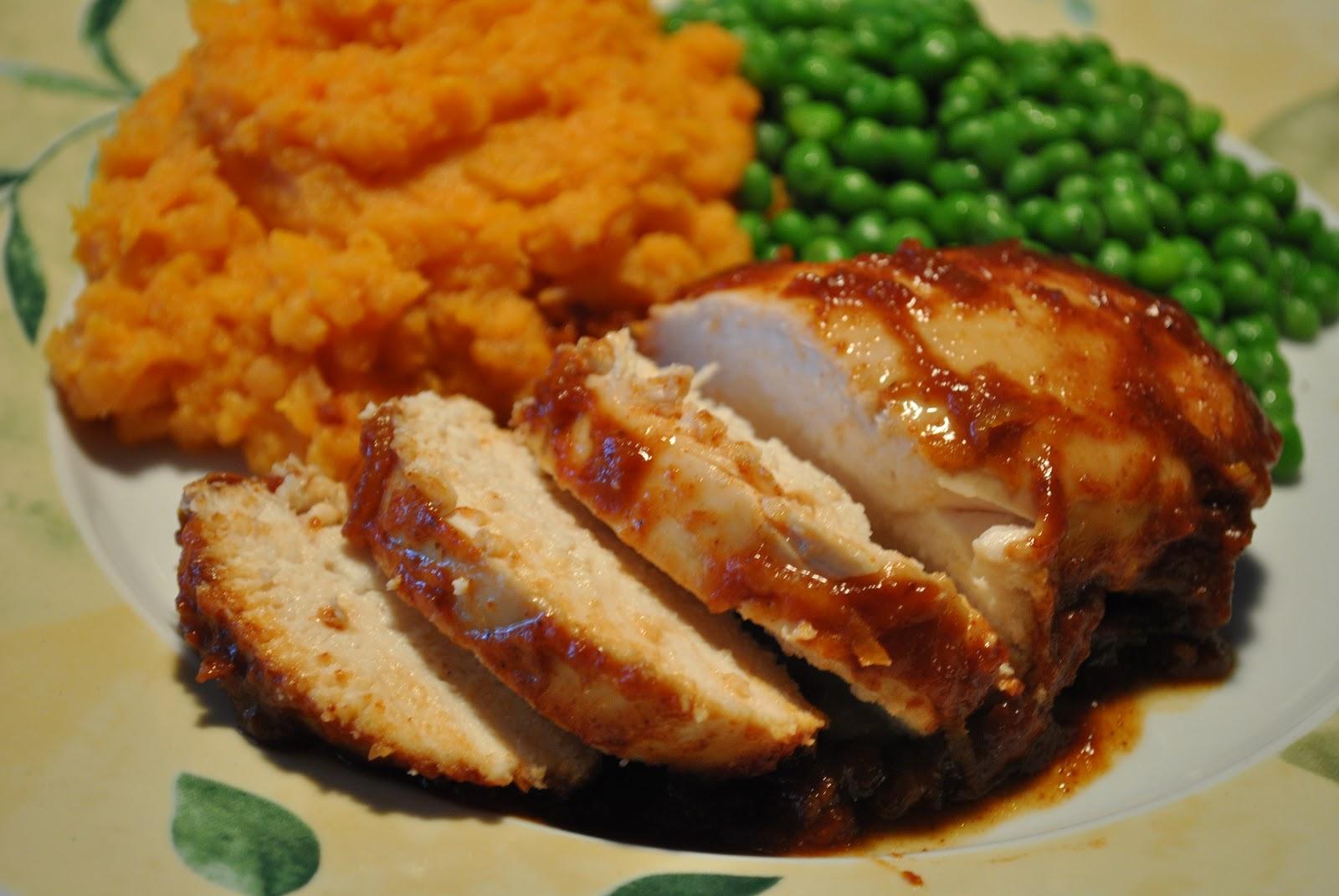 Poitrine de poulet four