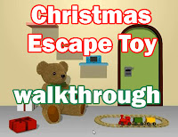 Christmas Escape Toy walkthrough