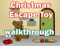 Room Escape Game Christmas Escape Toy