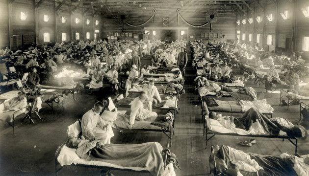 enfermedades letales gripe española