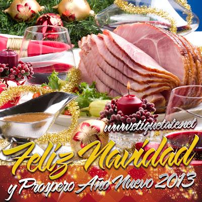 Imágenes para etiquetar en Facebook de Cenas Navideñas Gratis