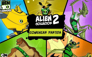 Ben 10 Alien Collector 2 Cartoon online