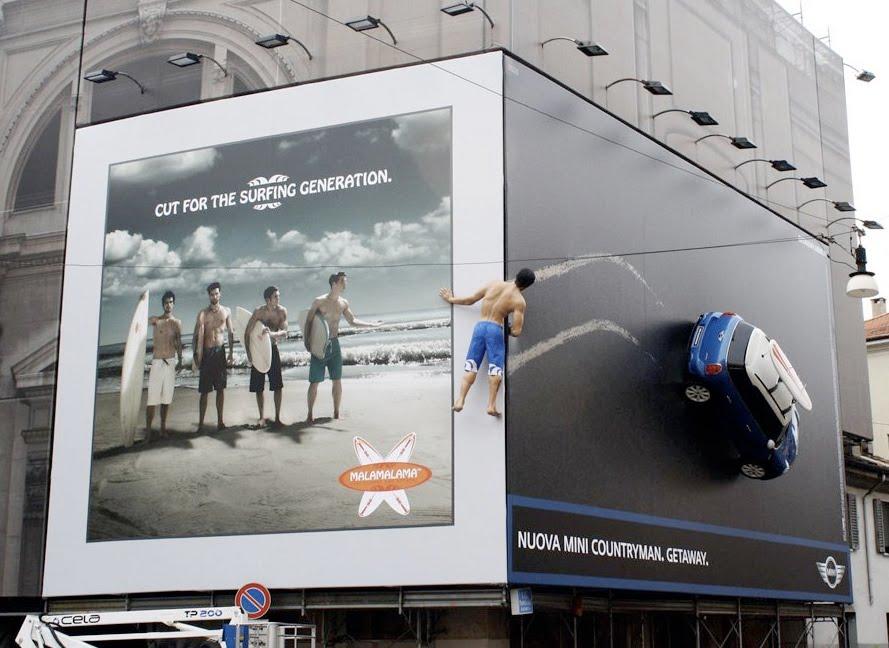 und hier mal wieder ein beispiel fr eine gute werbung mini ist bekannt fr ihre gute werbemanahmen witzig spritzig eben anders passend zum auto und - Gute Werbung Beispiele