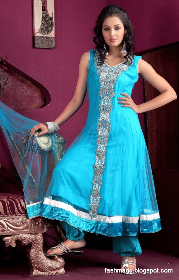 575 x 899 jpeg 142kB, Fashion & Style: Anarkali Umbrella Fancy Frocks ...