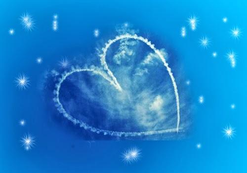 Lettre d'amour en étoile 1