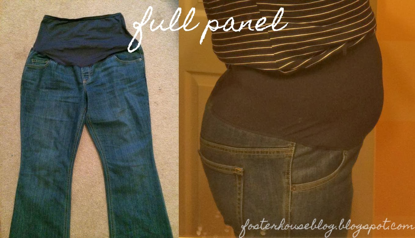 The Frightening World of Maternity Jeans | Foster House