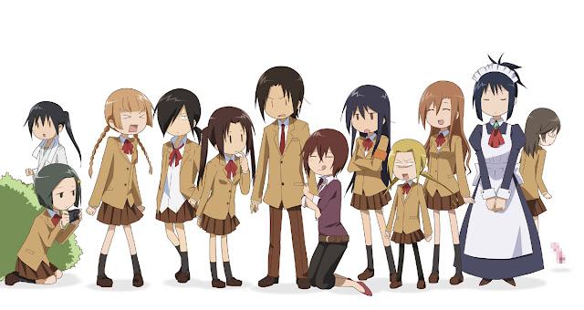 Seitokai Yakuindomo anime