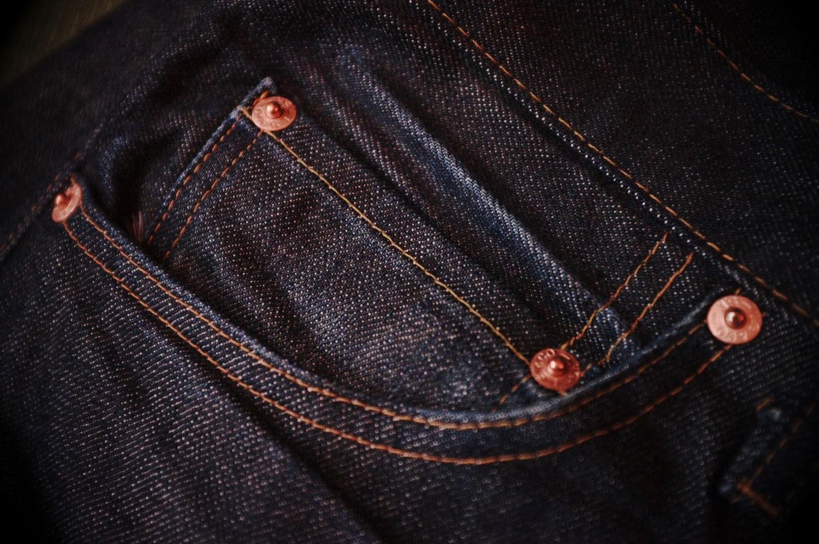 Levi's Vintage Clothing 505 Jeans