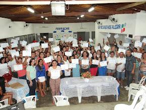 ENTREGA DE CERTIFICADOS DO PRONATEC EM CRUZETA