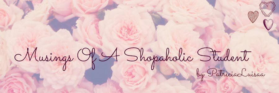 Musings Of A Shopaholic Student