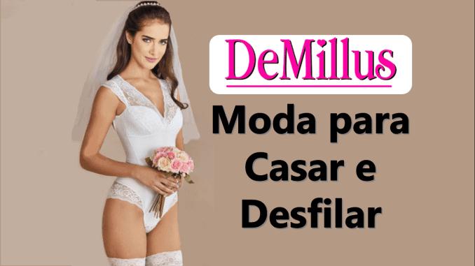 Eu uso DeMillus...