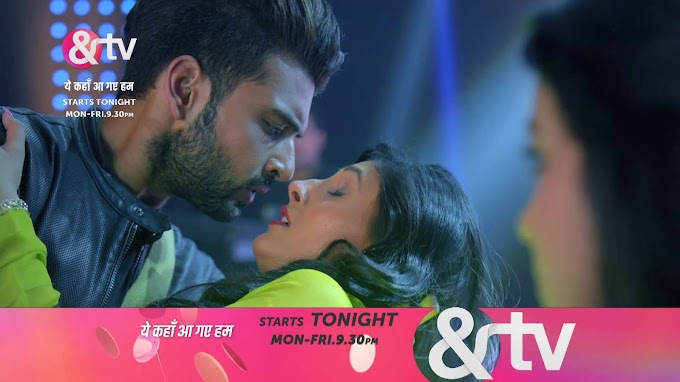 Yeh Kahan Aa Gaye Hum  December 22, 2015  Full Episode