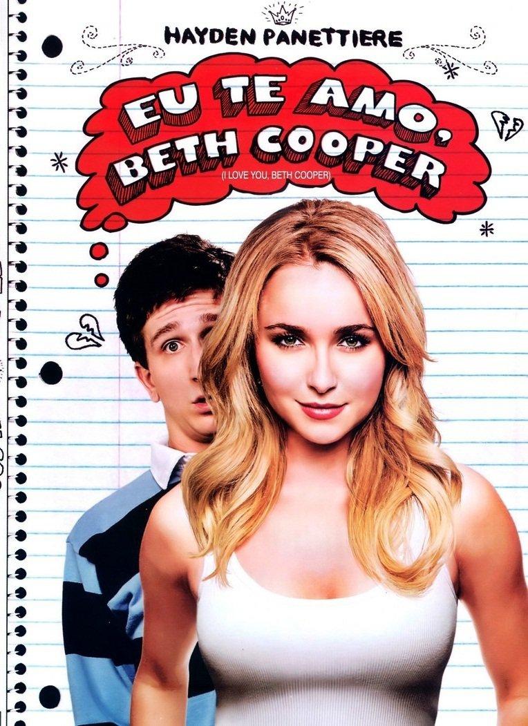 Eu Te Amo, Beth Cooper – Dublado (2009)