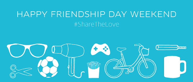 Uber Friendship day weekend! get Rs.500 Ride free