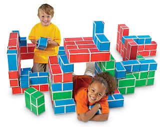 Yaratıcı Tasarımlar - Büyük Legolar