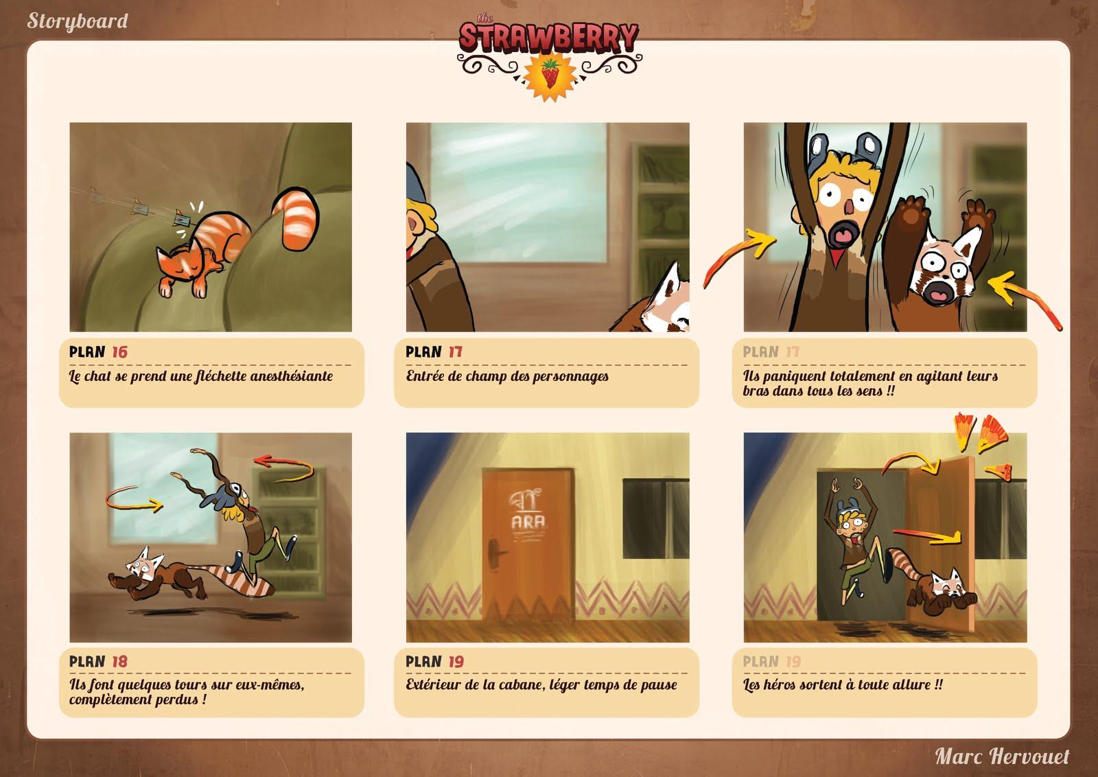 Marcowboy Storyboard