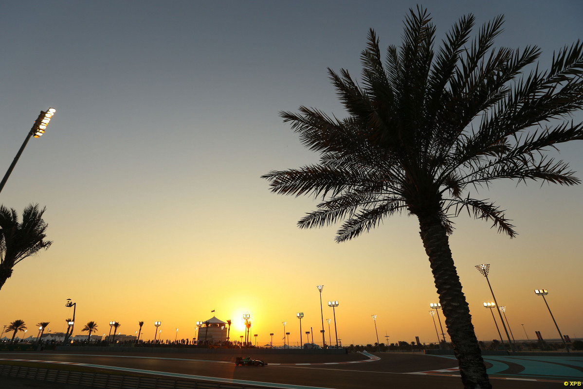 Circuito Yas Marina : F1tornello: el circuito yas marina