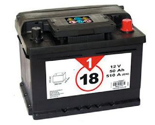 Venta de baterías de segunda mano